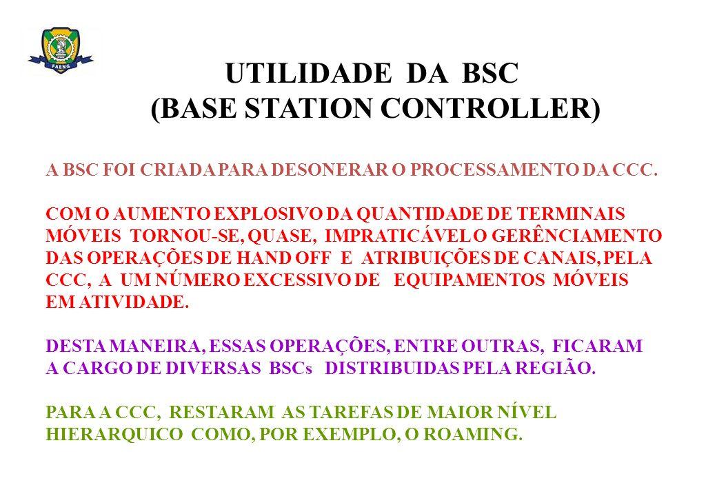 (BASE STATION CONTROLLER)