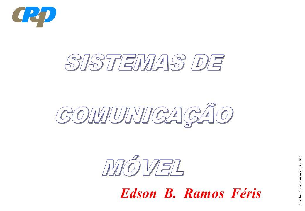 SISTEMAS DE COMUNICAÇÃO MÓVEL