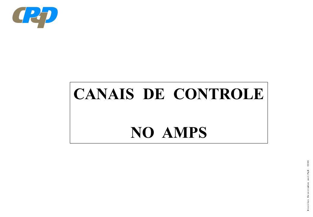 CANAIS DE CONTROLE NO AMPS