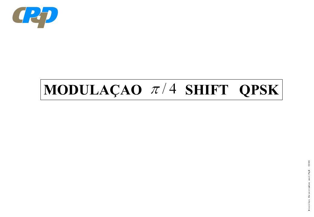 MODULAÇAO SHIFT QPSK
