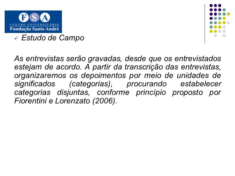 Estudo de Campo