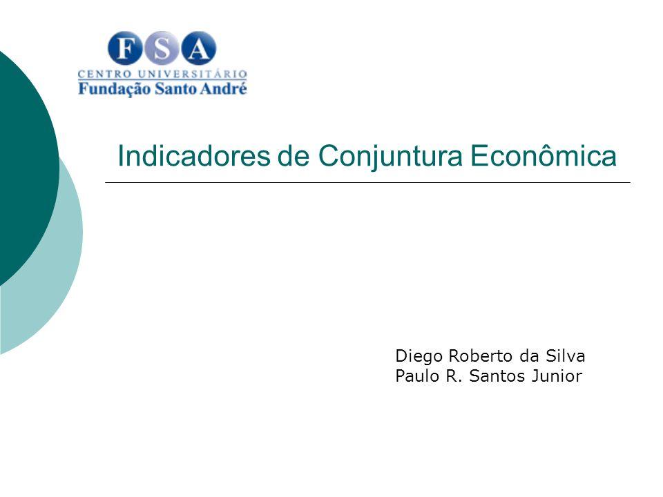 Indicadores de Conjuntura Econômica