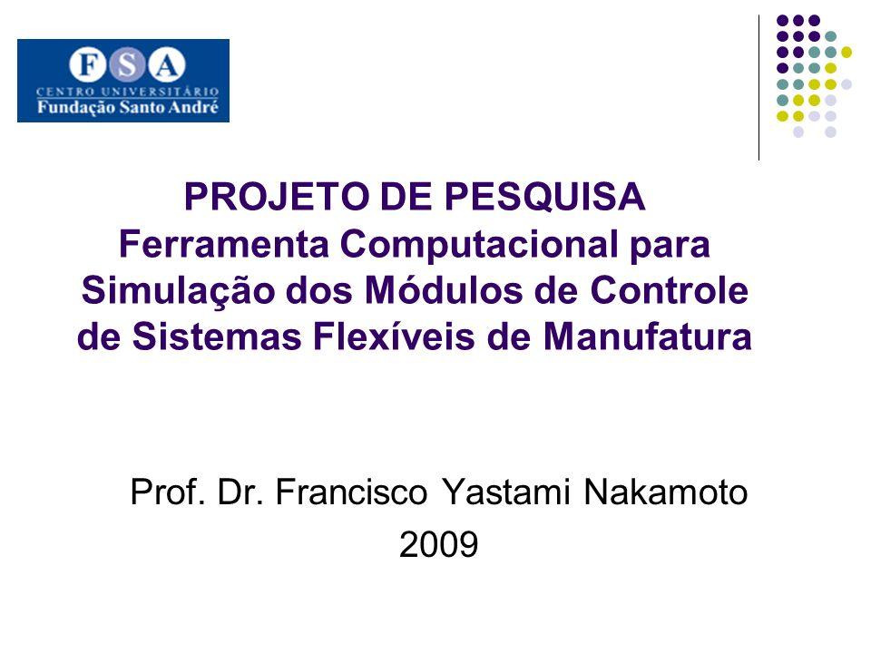 Prof. Dr. Francisco Yastami Nakamoto 2009