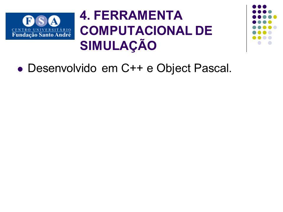 4. FERRAMENTA COMPUTACIONAL DE SIMULAÇÃO