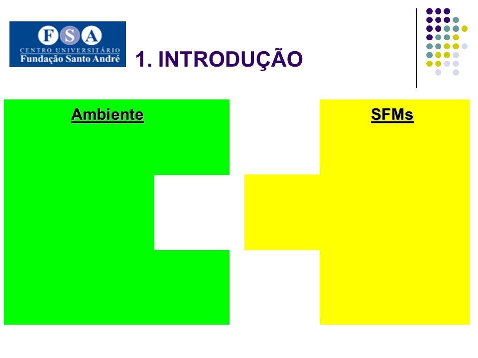 1. INTRODUÇÃO Ambiente SFMs