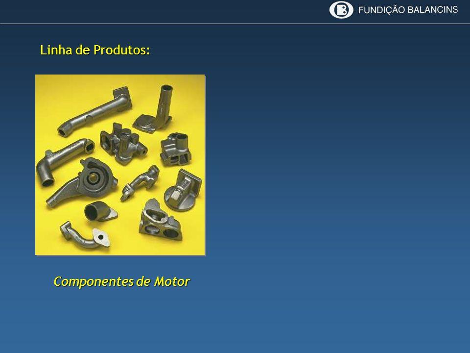 Linha de Produtos: Componentes de Motor