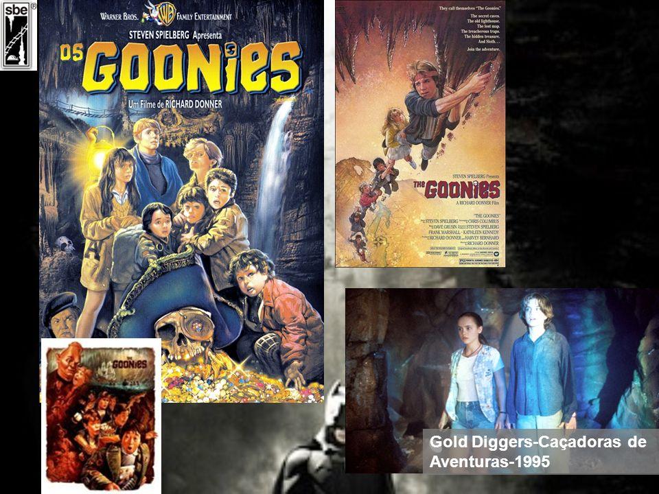 1985 Gold Diggers-Caçadoras de Aventuras-1995