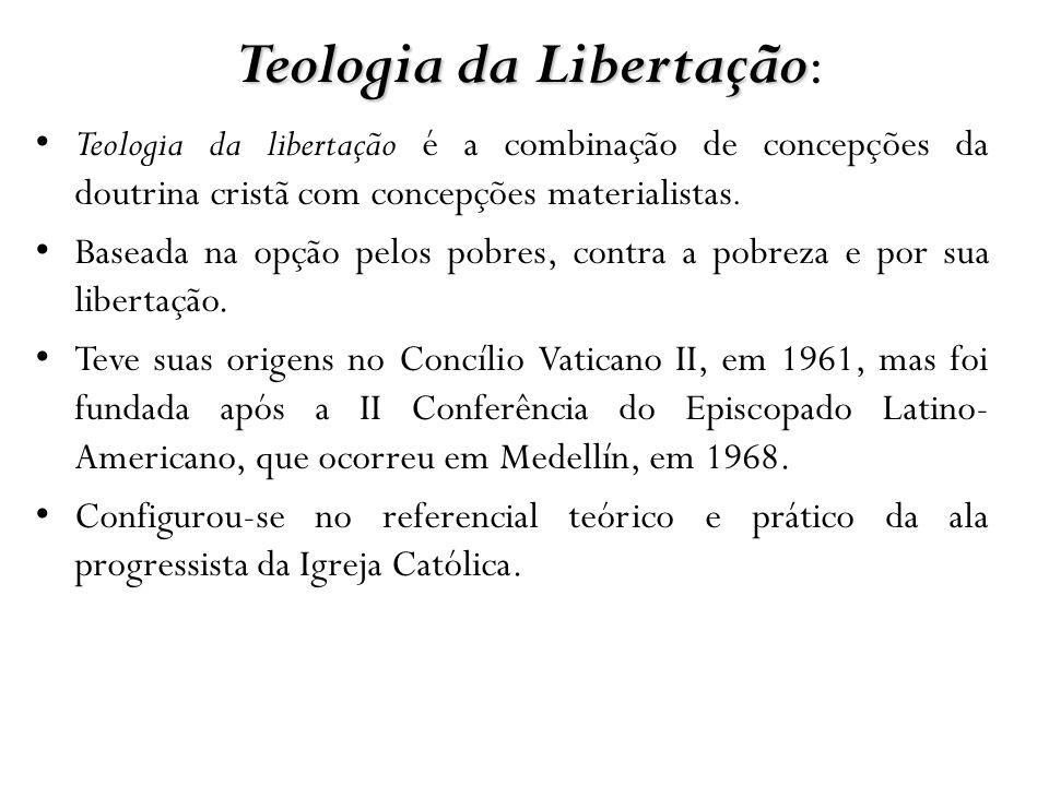 Teologia da Libertação: