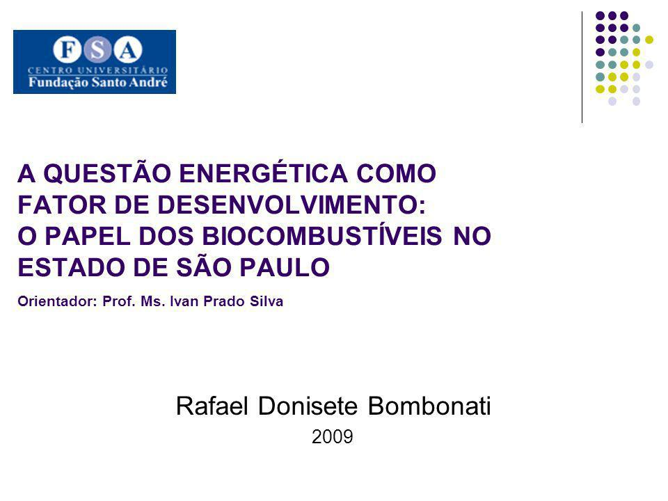 Rafael Donisete Bombonati 2009