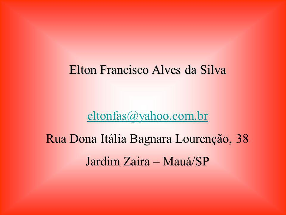 Elton Francisco Alves da Silva
