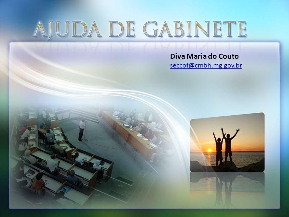 Diva Maria do Couto seccof@cmbh.mg.gov.br