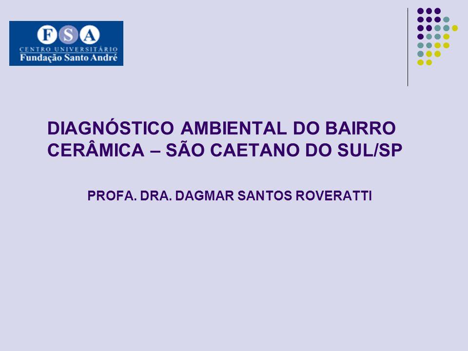 DIAGNÓSTICO AMBIENTAL DO BAIRRO CERÂMICA – SÃO CAETANO DO SUL/SP PROFA