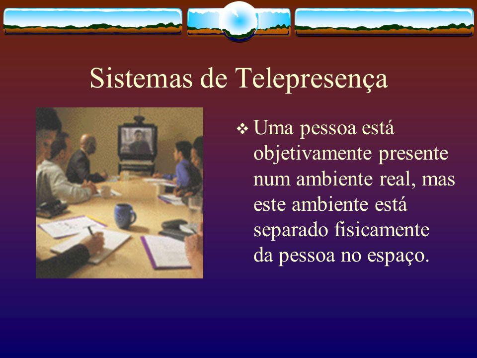 Sistemas de Telepresença