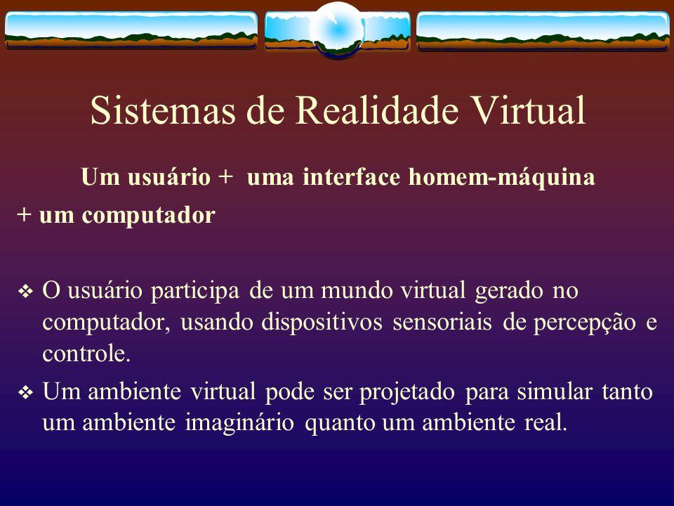 Sistemas de Realidade Virtual