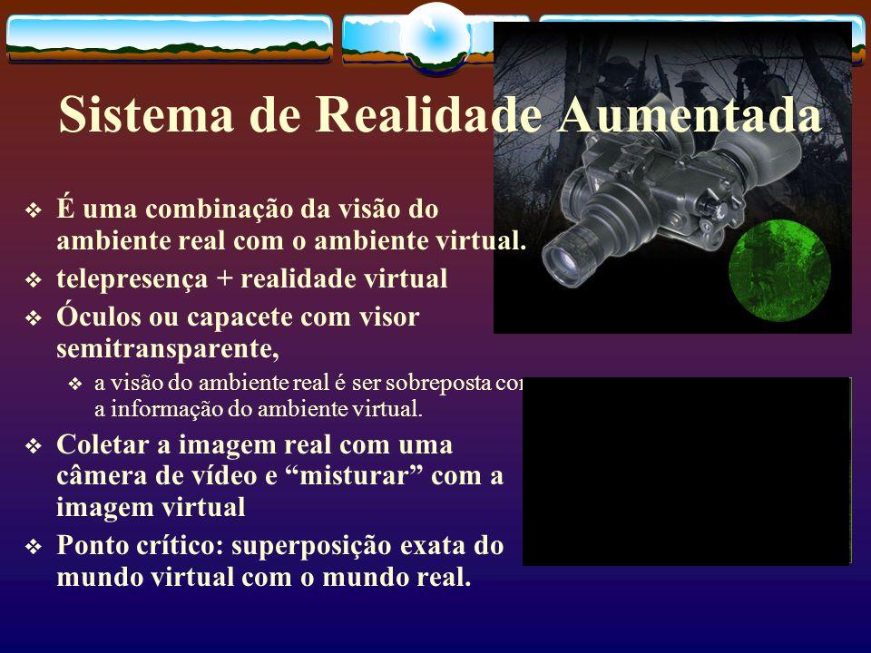Sistema de Realidade Aumentada