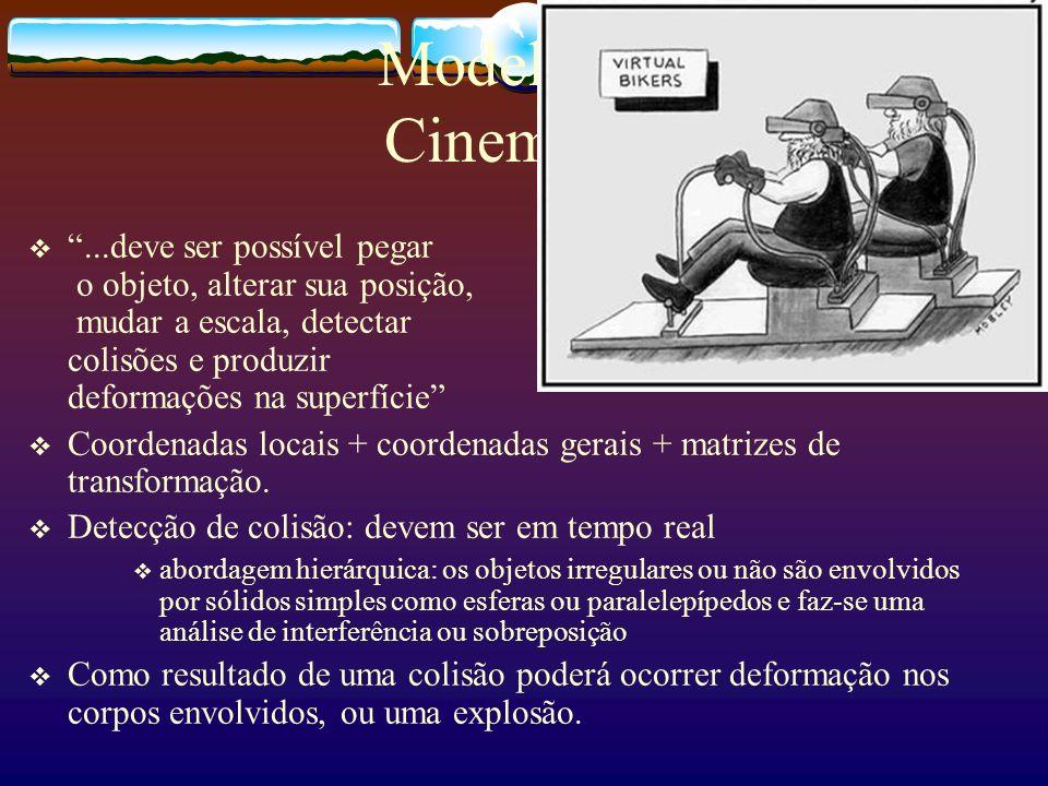 Modelagem Cinemática