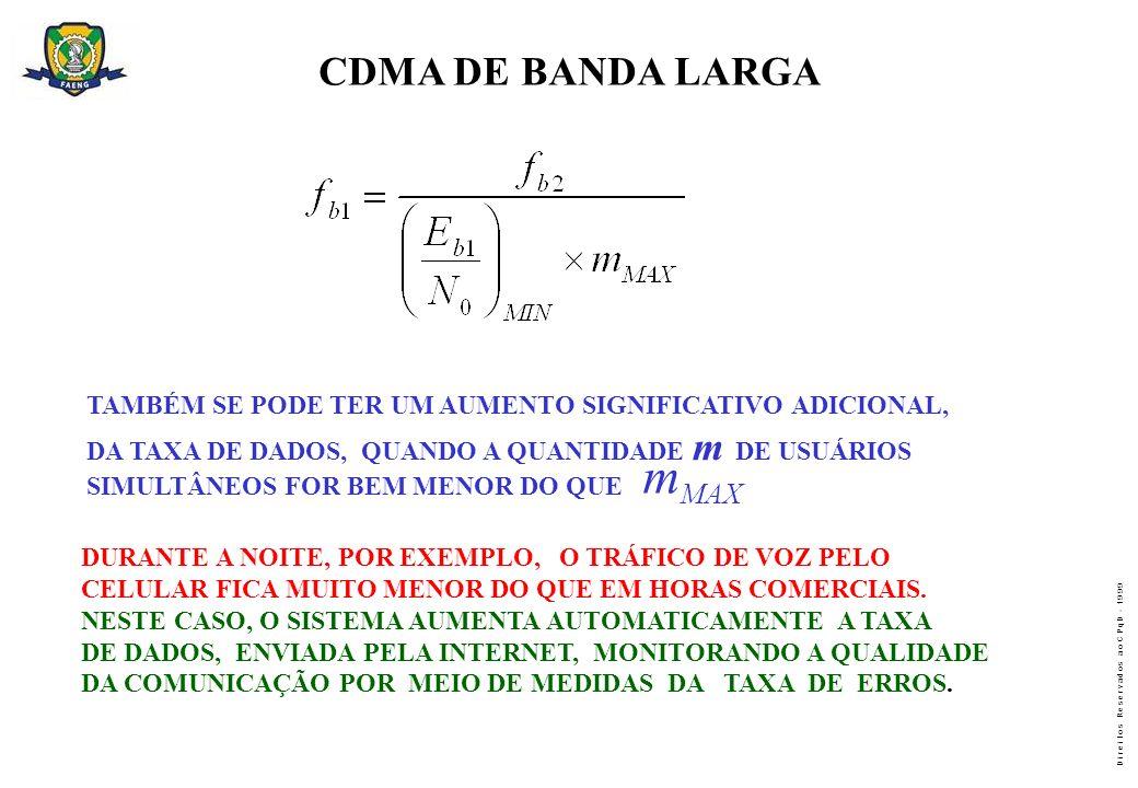 m CDMA DE BANDA LARGA MAX
