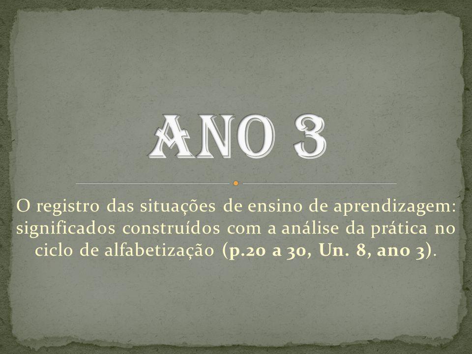 Ano 3