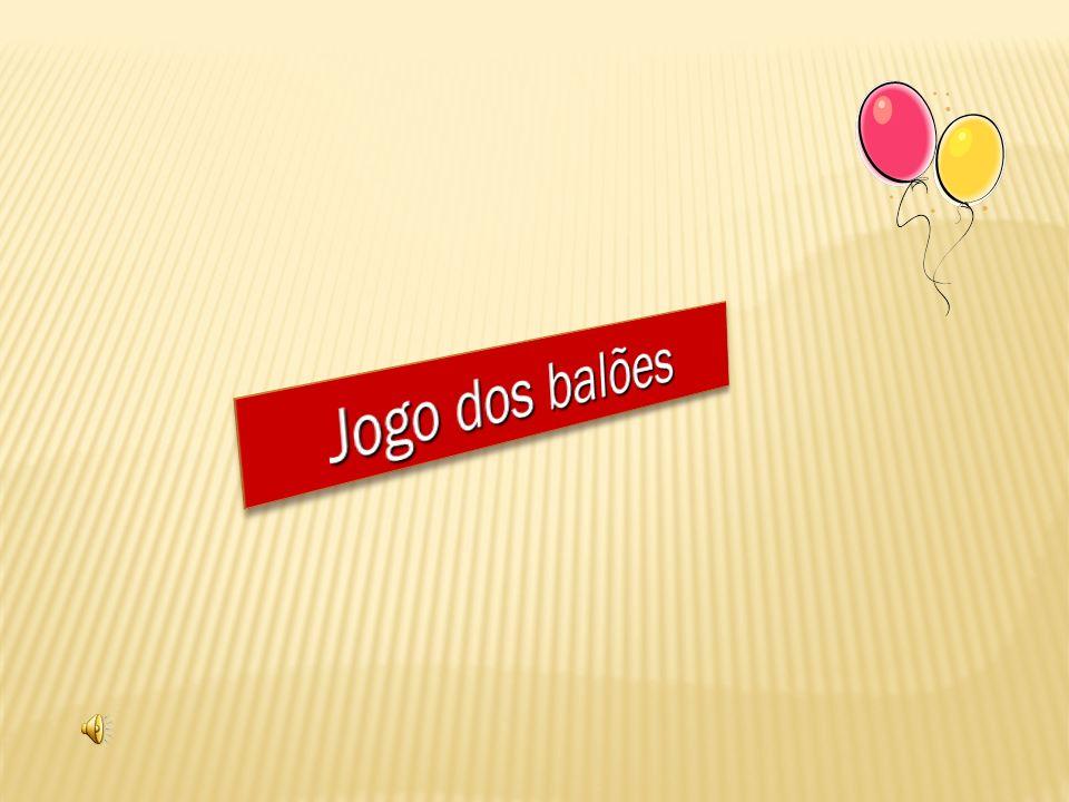 Jogo dos balões