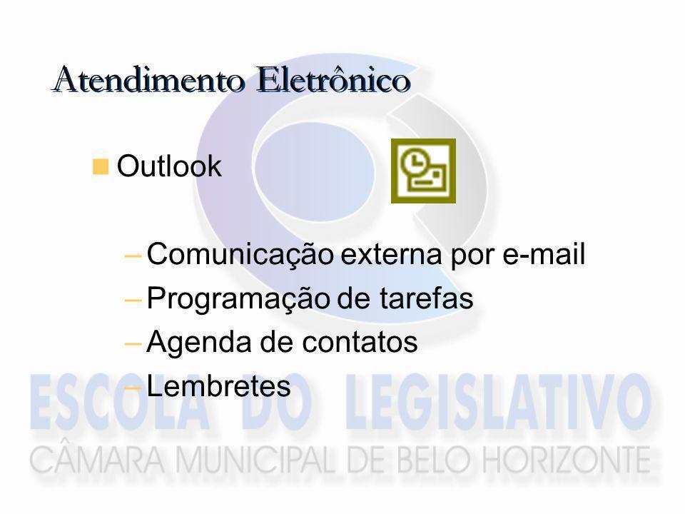 Atendimento Eletrônico