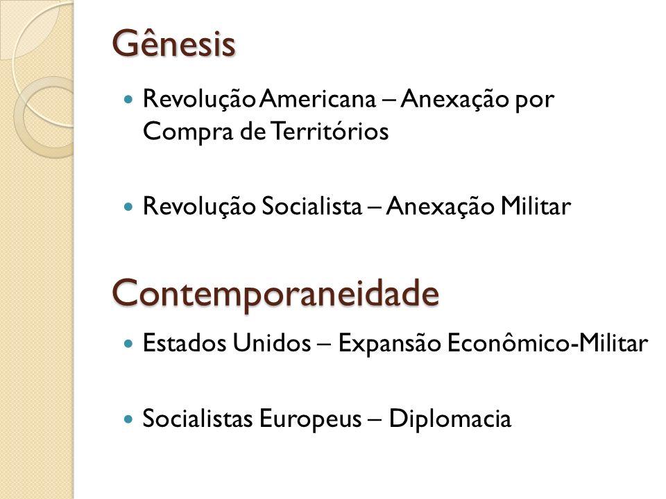 Gênesis Contemporaneidade