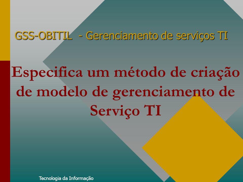 GSS-OBITIL - Gerenciamento de serviços TI