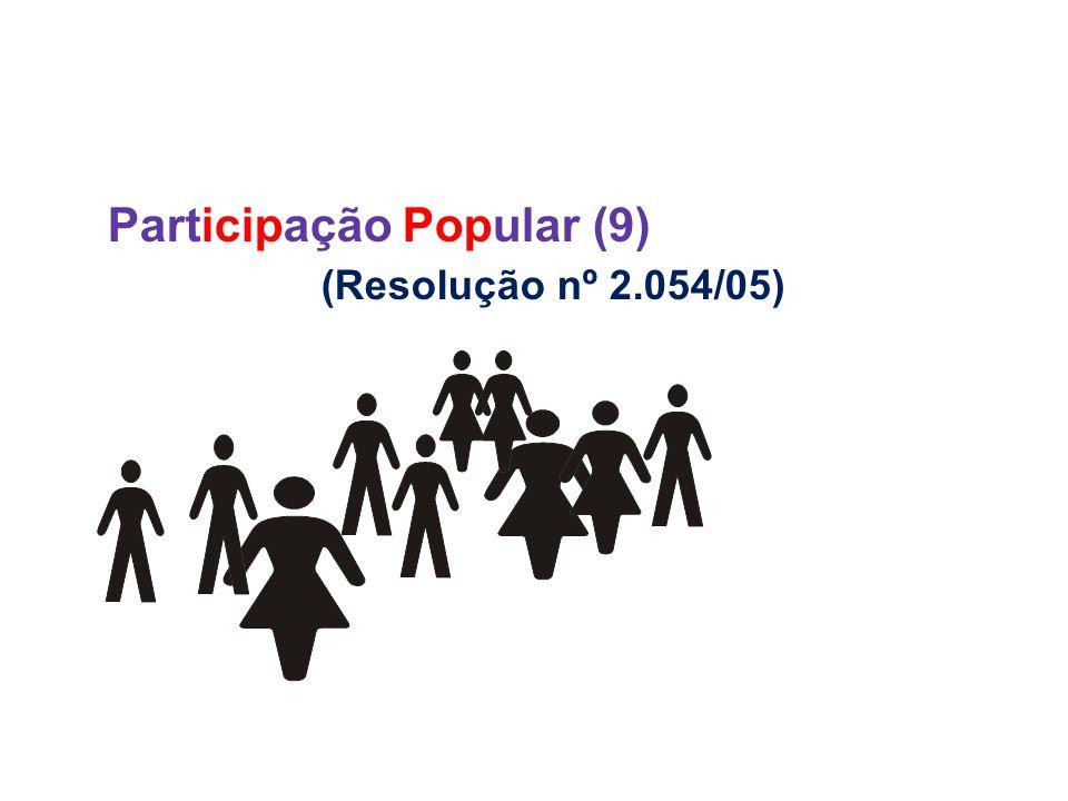 Participação Popular (9)