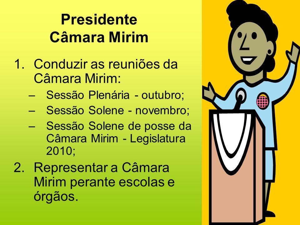 Presidente Câmara Mirim