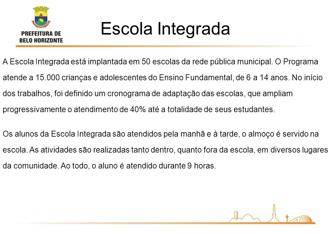 Escola Integrada