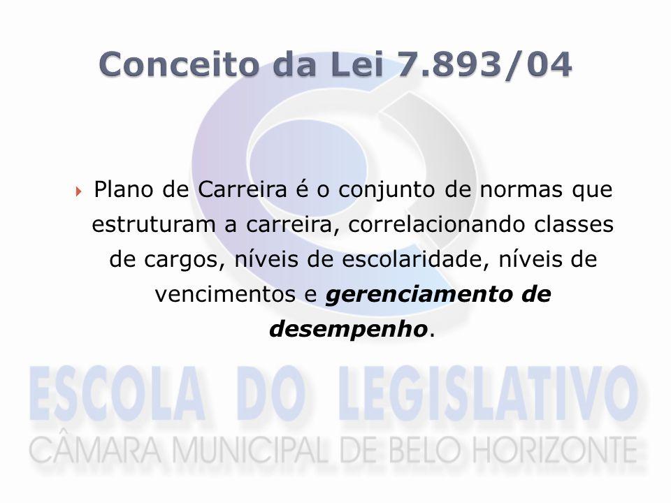 Conceito da Lei 7.893/04