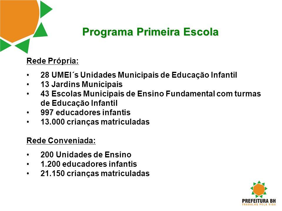 Programa Primeira Escola
