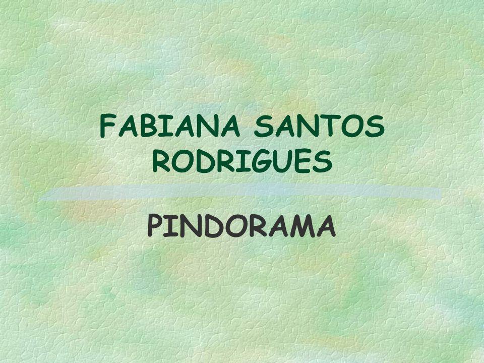 FABIANA SANTOS RODRIGUES