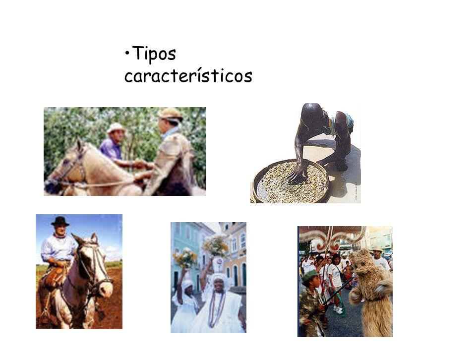 Tipos característicos