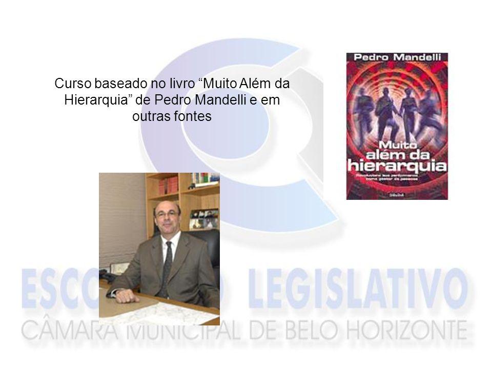 Curso baseado no livro Muito Além da Hierarquia de Pedro Mandelli e em outras fontes