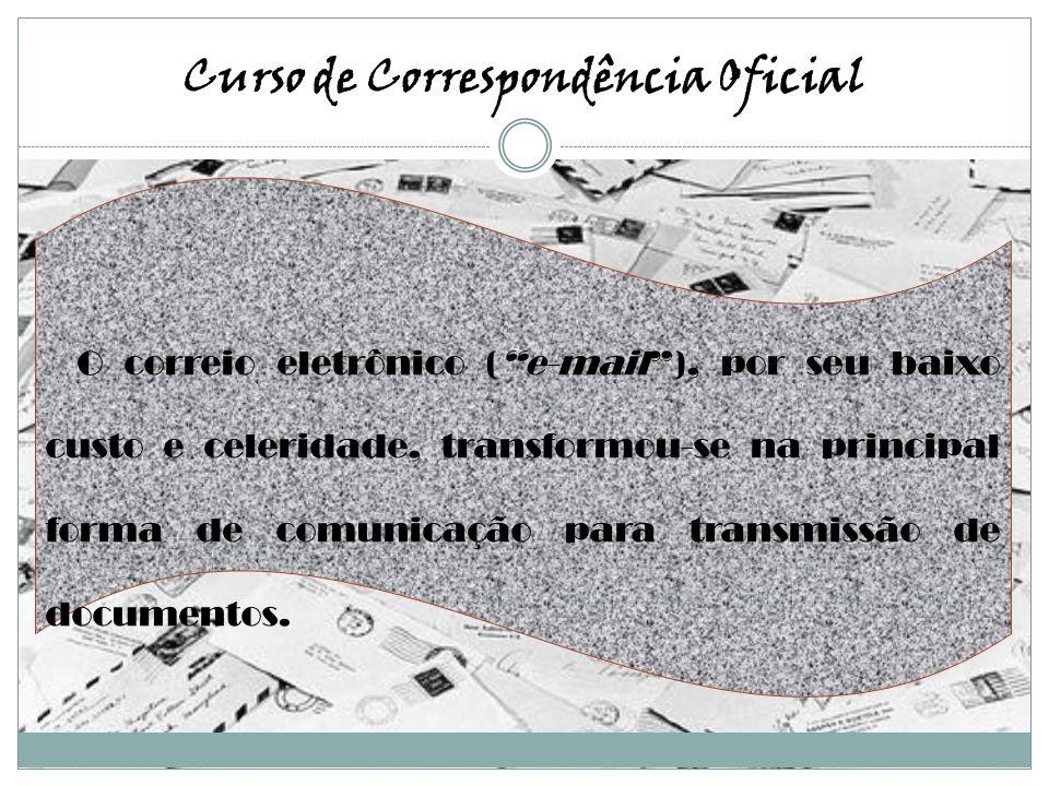 Curso de Correspondência Oficial