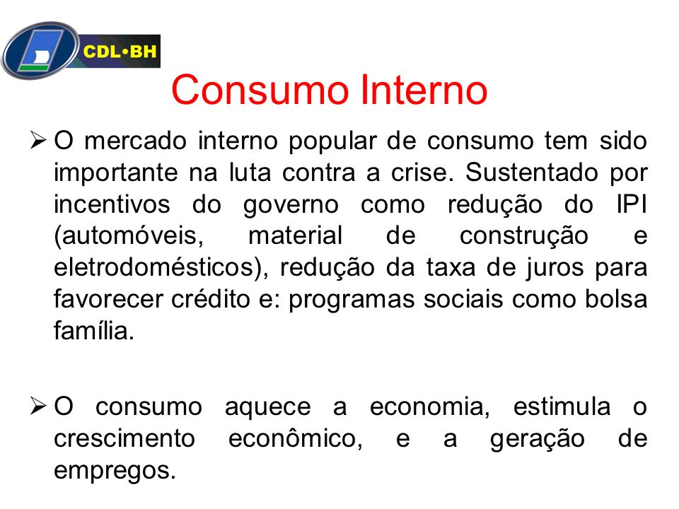 Consumo Interno