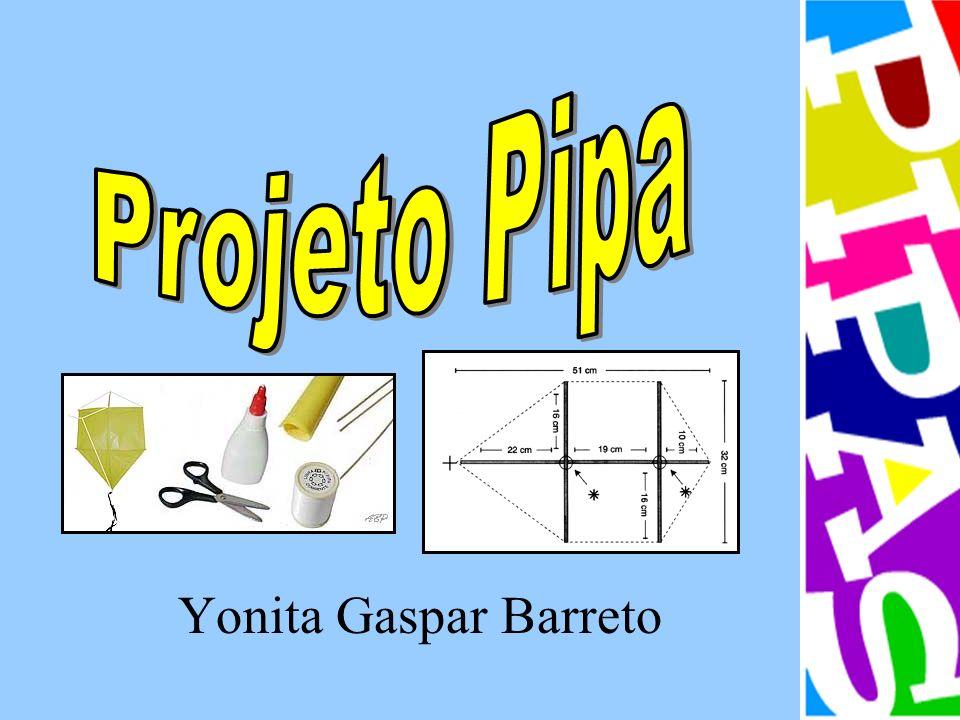Projeto Pipa Yonita Gaspar Barreto
