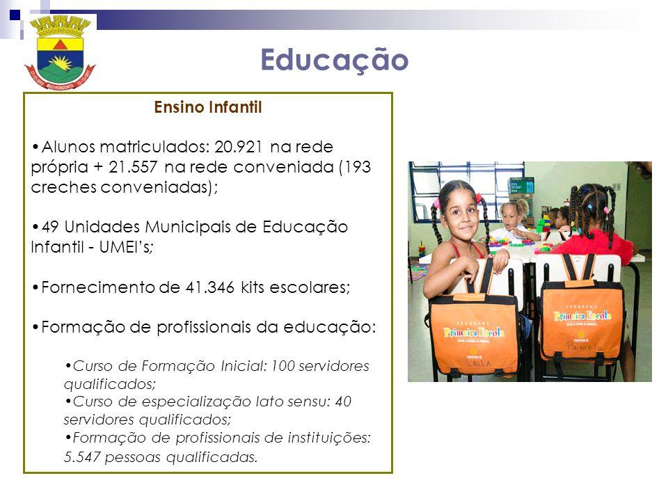 Educação Ensino Infantil