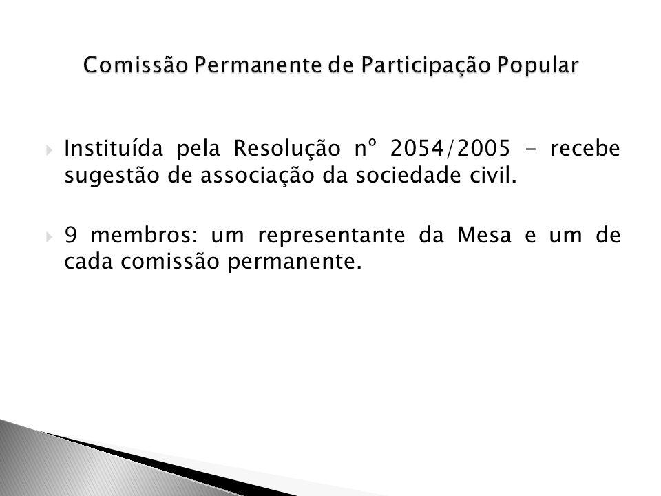 Comissão Permanente de Participação Popular
