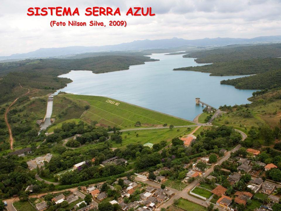 SISTEMA SERRA AZUL (Foto Nilson Silva, 2009)