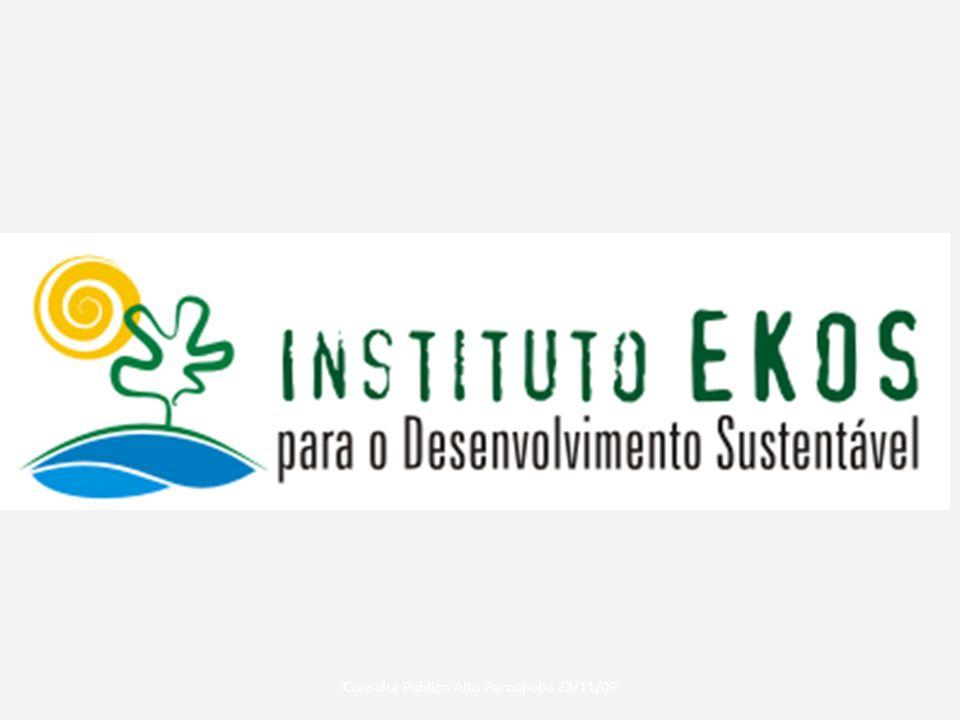 Consulta Pública Alto Paraopeba 23/11/09