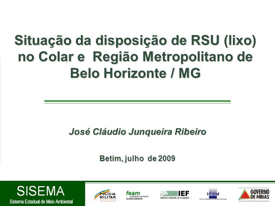 José Cláudio Junqueira Ribeiro