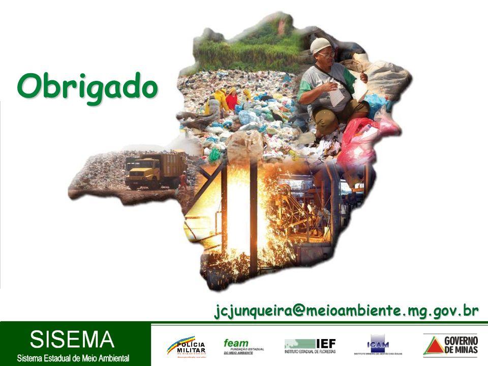 Obrigado jcjunqueira@meioambiente.mg.gov.br