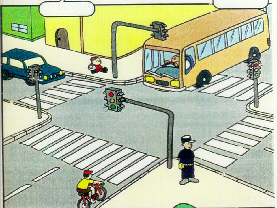 Elementos do Trânsito