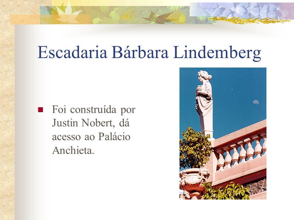 Escadaria Bárbara Lindemberg