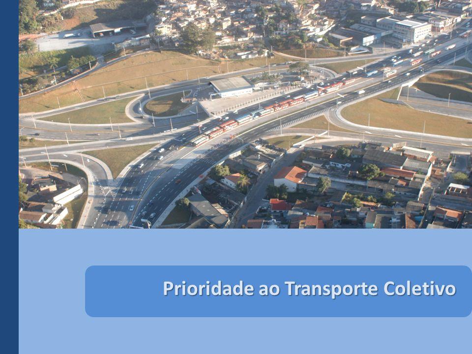 Prioridade ao Transporte Coletivo