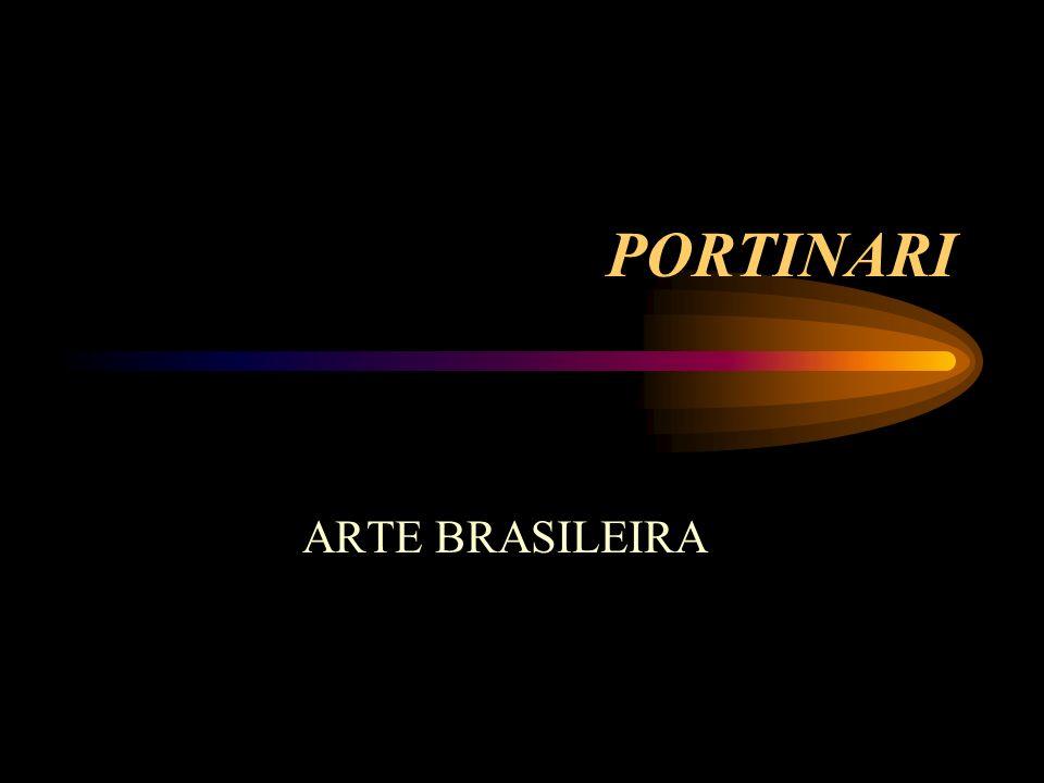 PORTINARI ARTE BRASILEIRA
