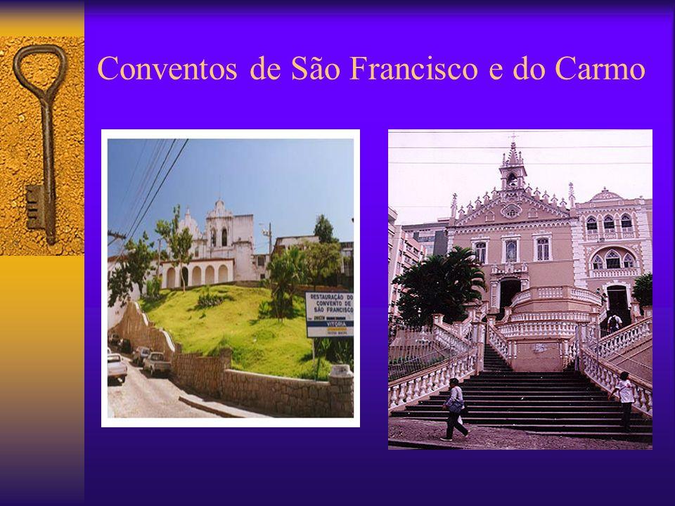 Conventos de São Francisco e do Carmo