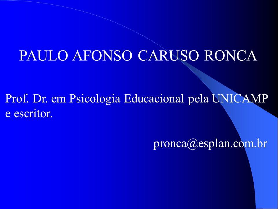 PAULO AFONSO CARUSO RONCA