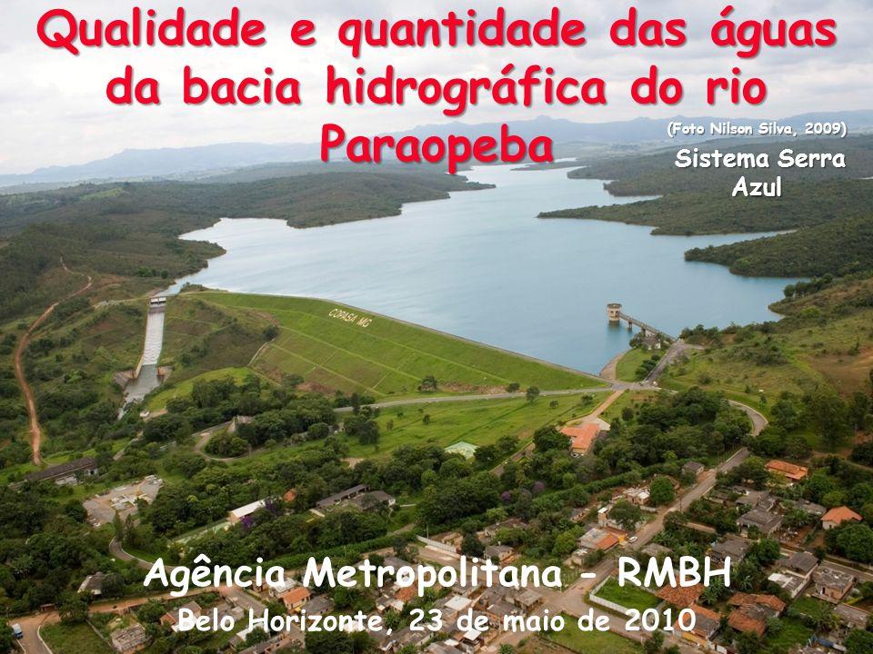 Agência Metropolitana - RMBH Belo Horizonte, 23 de maio de 2010